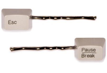 Keyboard pins