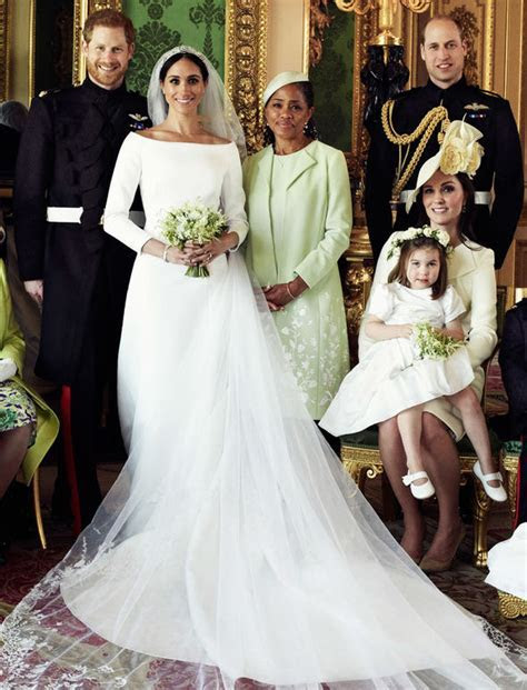 Meghan Markle wedding dress: Kate Middleton designer