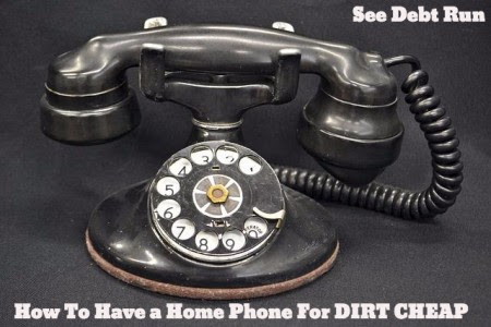 How to Have a Home Phone Line For Dirt Cheap