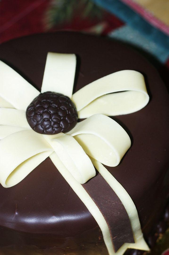Bon Appetit Spiced Chocolate Cake