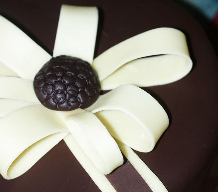 Pink Little Cake: Spiced Chocolate Torte Wrapped in ...