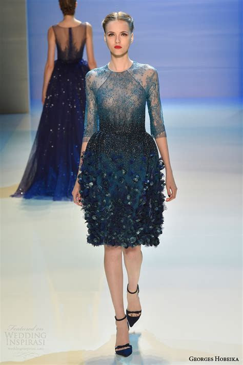 Georges Hobeika Fall/Winter 2014 2015 Couture Collection
