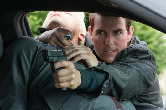Here's What Happened When We Tried to Live Like Tom Cruise's Jack Reacher Character