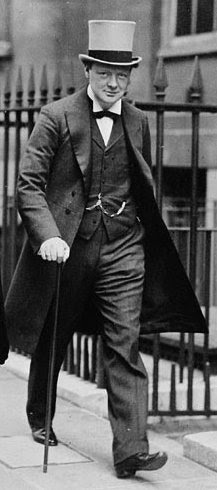 Winston Churchill, First Lord of the Admiralty