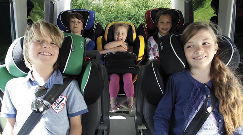 sillas para viajar coche niños - kidsandchic