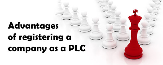 Advantages of registering your company as a Private Limited Company (PLC) - Company Registrations in Zimbabwe