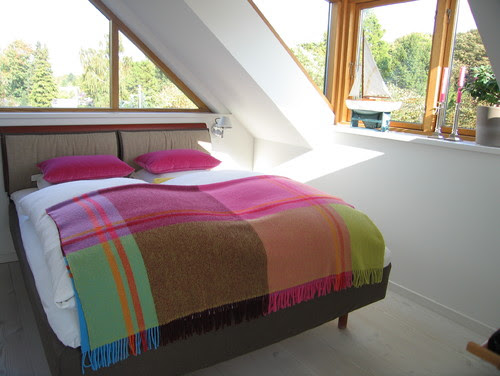 My house contemporary bedroom