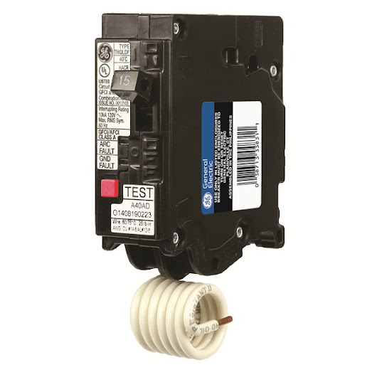 Ground-Fault and Arc-Fault Circuit Breakers - GlobeElectricSupply