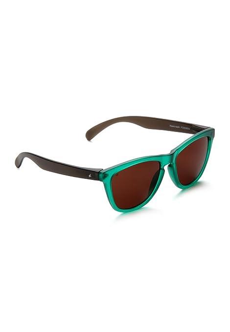 Fastrack Wayfarer Sunglasses (Green)