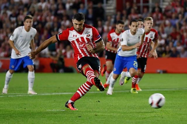 Southampton estreia com o pé direito na Europa League