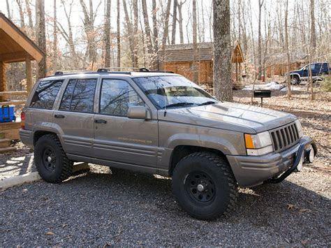 zj   lift   tires jeepforumcom