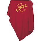 Iowa State Cyclones Sweatshirt Blanket