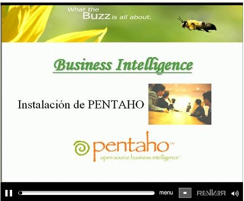 Video Instalar Pentaho