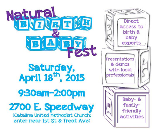 Tucson Natural Birth and Baby Fest