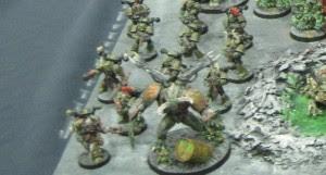 Armies on parade nurgle 3