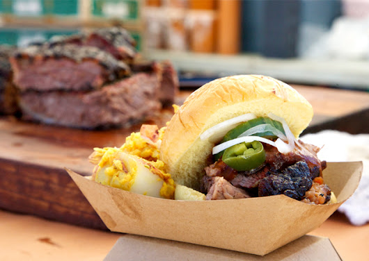 What to Eat at Smorg Square: SoHo's Own Al Fresco Food Market