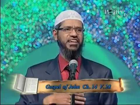 I Will Go Hell Because I Am Christian - Dr Zakir Naik Dubai 2009
