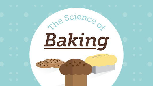 The Science of Baking, In One Graphic