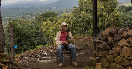 Losing Faith in the State, Some Mexican Towns Quietly Break Away