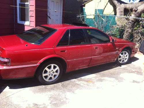 Sell used 1995 Cadillac Seville STS Sedan 4-Door 4.6L in ...