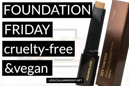 Hourglass Vanish Stick Foundation Review & Demo #FoundationFriday` - Logical Harmony