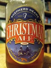 Shepherd Neame, Christmas Ale 2009, England