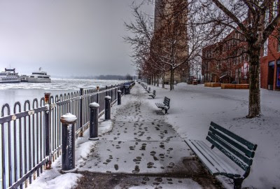 """Winter on Toronto Waterfront"" to Feature in Waterfront BIA Outdoor Photo Exhibit - NickyJameson Art Photography"