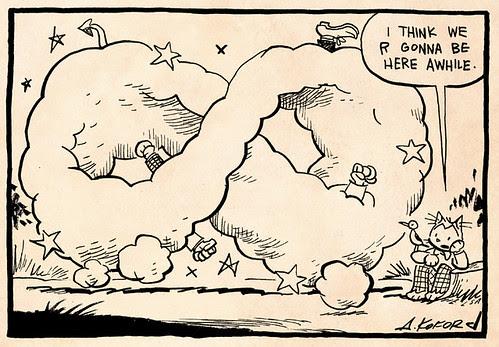 Laugh-Out-Loud Cats #2188 by Ape Lad
