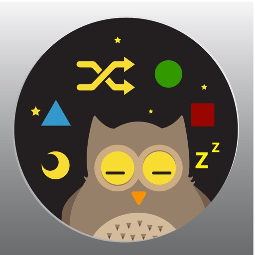 mySleepButton - A CogSci Apps Invention - Shuffle Your Thoughts to Sleep