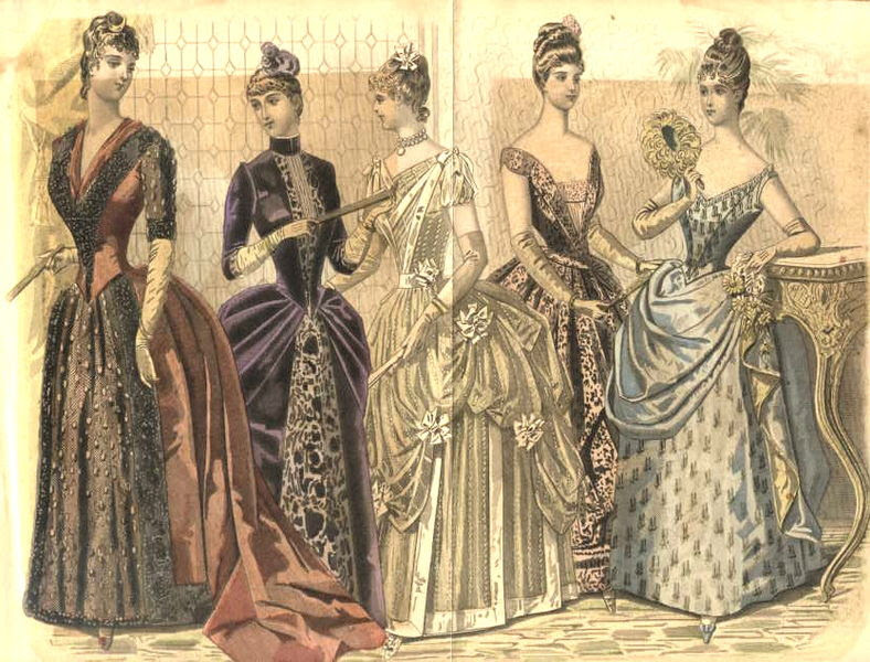 File:1888 Peterson's Magazine Fashion plate.jpg