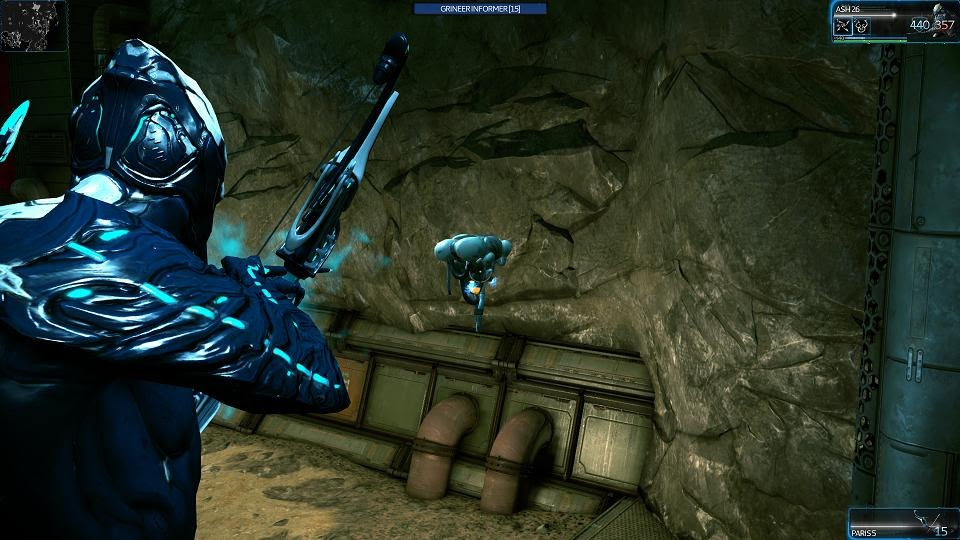 Best Warframe Defense