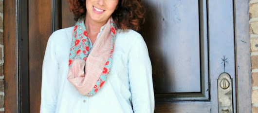 10 Ways to Wear Scarves this Fall and Winter - Mom it Forward