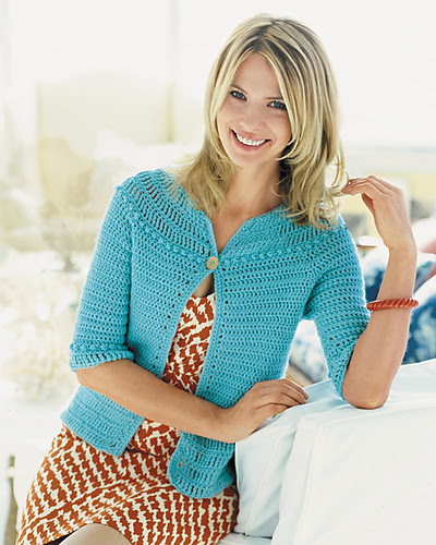 Summer Breeze cardigan