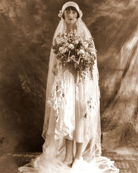 Wedding Wednesday: Great Aunt Rose's 1925 Bridal Outfit in