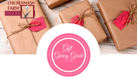Your Ultimate Gift Giving Guide 2016