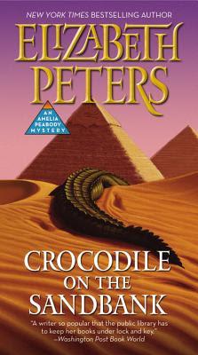 crocodile on the sandbank cover