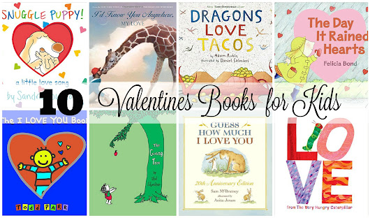 10 of the Best Valentines Books for Kids | Show them You Love Them