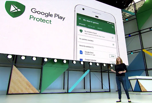 Google Play Protect aims to keep you safe from malicious apps – Techlist