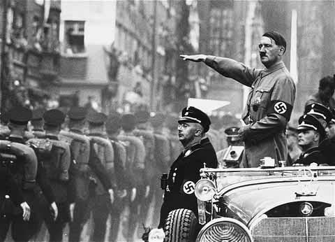 Rencana Hitler Hancurkan New York Sebelum Tragedi WTC