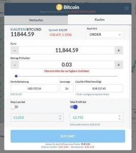 bitcoin sofort kaufen ohne verifizierung