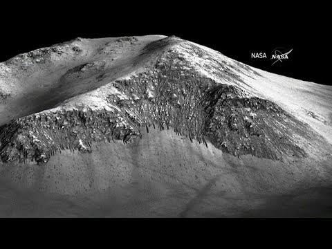Λίμνες με αλμυρό νερό εντοπίστηκαν κάτω από τους πάγους των πόλων του Άρη