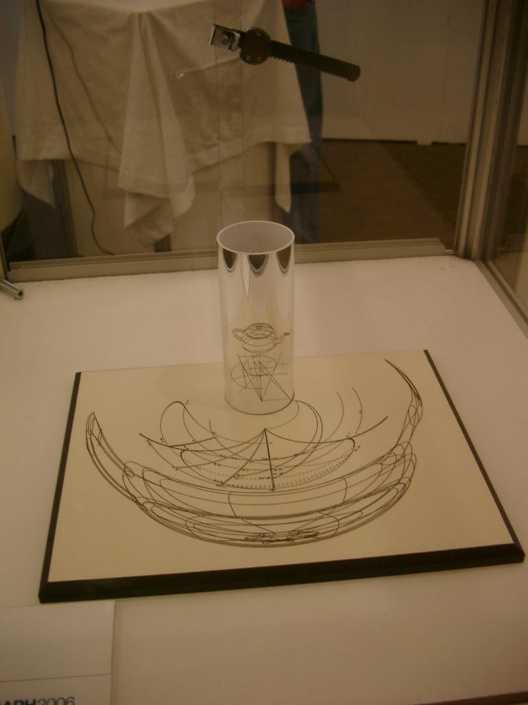 Siggraph Teapot Exhibition