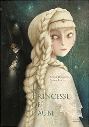 Couverture La princesse de l'aube