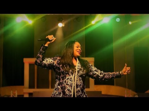 Sinach - There's An Overflow Lyrics