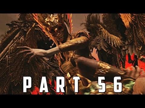 Gameplay GOD OF WAR Walkthrough Part 56  PS4