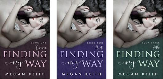 THREE NEW RELEASES! | Megan Keith, author