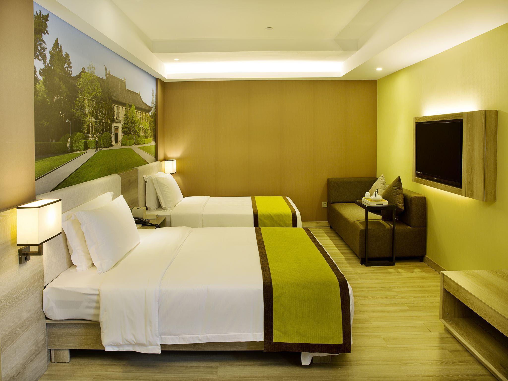 Atour Hotel Nanjing Zongtongfu Reviews