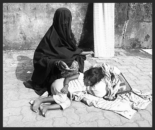 Traditionally A Muslim Beggars Life Will Never Change by firoze shakir photographerno1