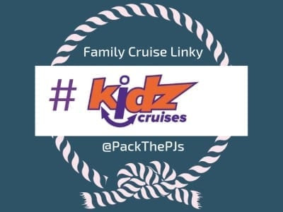 BRAND NEW Linky! #KidzCruises Starts Today - PackThePJs