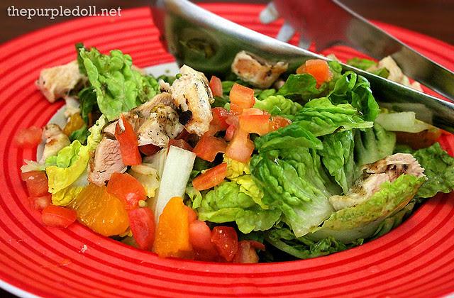 Shanghai Chicken Salad P455